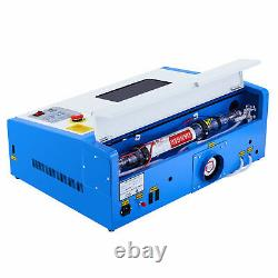 OMTech 40W CO2 Laser Engraving Cutting Machine Engraver Cutter 12x8 in. K40