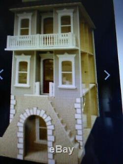 Palmetto 1 Inch Scale Dollhouse Kit Laser Cut