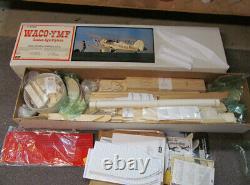 Pica Waco 1/5 scale Laser cut kit