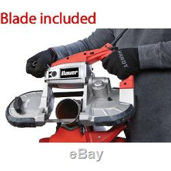 Porta Power Portable Handheld Bandsaw Cutter Tool Metal Cutting Band Saw