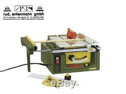Proxxon Fine Cutting Table Saw Fet No. 27070 New