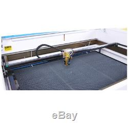 RECI 100W CO2 Laser Cutting Machine Laser Cutter Engraver 1000600MM Poland Ship