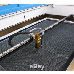 RECI 100W CO2 Laser Engrave Cutting Machine RUIDA DSP/Auto Focus/5000 Chiller EU