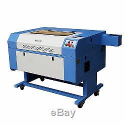 RECI W2 100W Co2 Laser Engraving Cutting Machine Engraver Cutter 700x500mm