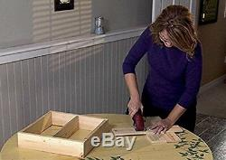 Rotorazer Compact Circular Saw Saw Set DIY Projects Wood Flooring, Cut