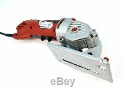 Rotorazer Platinum Compact Circular Saw Set -Extra Powerful-Deeper Cuts! Guid