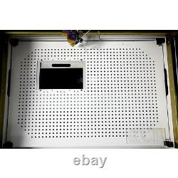 Ruida Reci 100W Laser Engraving&Cutting machine 400600mm Motorized Table