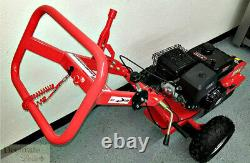 STUMP GRINDER 15HP GAS WALK BEHIND Wood Cut 420cc 3600 RPM 12 Cutting Wheel New