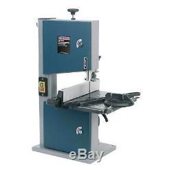 Sealey Professional Bandsaw Wood / Plastic Cutting / Cutter 200mm SM1303
