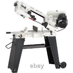 Shop Fox W1715 3/4 H. P. Portable Metal Cutting Bandsaw with Three Cutting Speeds