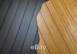 Sickspeed Wood Grain Custom Cut Bamboo Trunk Floor Mat For Mazda Miata Na