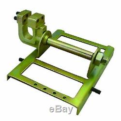 Steel Timber Chainsaw Attachment Wood Lumber Board Cutting Guide Saw Mill Green