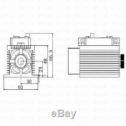 TTL & Analog 12W Laser Head Engraving Module Metal Marking Wood Cutting Engraver