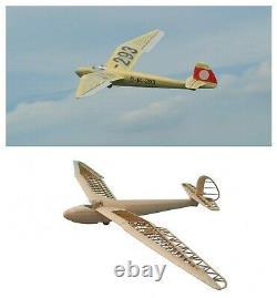 Tony Ray's Aero Model Minimoa Laser Cut Model Kit Aircraft & Accessories UK