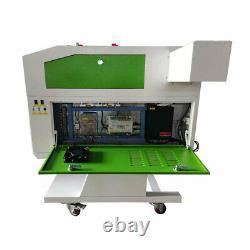 US Stock Reci 90W CO2 laser cutter engraver 500x700mm cutting engraving machine