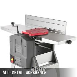 VEVOR 10 Inch Jointers Woodworking Benchtop Jointer Planer for Wood Cutting