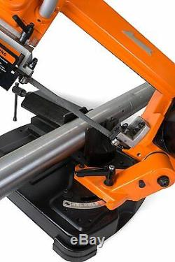 WEN 3975T 5-Inch Metal-Cutting Benchtop Bandsaw