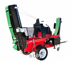 Wholesale Low Price firewood processor splitter tree cutting machine wood chippe