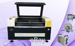 100w-130w Laser Co2 Cutter Graveuse Machine De Découpe Reci W4,130cmx100cm Ce / Fda