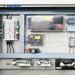 100w Co2 Cnc Bois Acrylique Gravure Au Laser Découpe 1300900mm Cutter Machine