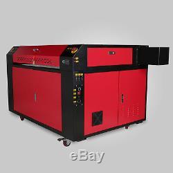 100w Co2 Usb Découpeuse De Gravure Au Laser Coupe-bois 900x600mm USA Stock
