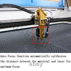 100w Laser Usb Cutting &graving Machine 1000mm600mm Pour Acrylique / Bois / Cuir