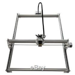 10w Cnc Laser Cutter Graveur En Métal De Marquage Découpe Du Bois 1m1m Diy Kit