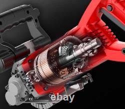 110v Machine À Pare-chocs Électrique De Coupe De Mur Chaser Machine À Pare-chocs