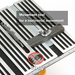 110v Mini 4 Scieuse De Table Électrique Outil De Coupe En Verre En Métal De Bois Bricolage