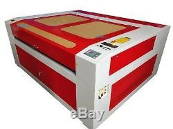 130w Reci W6 1612 Gravure Au Laser Machine De Découpage / Bois Cutter 1.61.2m Graveuse