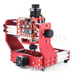 1310 Machine De Gravure Laser Routeur Cnc Cut Pcb Bois Métal Sculpture + Fraisage Vise