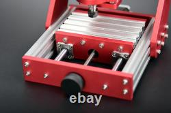 1310 Mini Machine Laser Routeur Cnc Bois Pvc Fraisage En Métal Gravure De Coupe