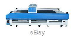 1325 Laser 150w Machine De Découpe De Gravure 4 En Acier Inoxydable De Contre-plaqué De Bois Acrylique
