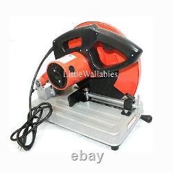 14 Abrasive Chop Saw Cut Off Machine 1800w 15 Amp 14 In. Nouveau