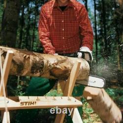 14 Pouces Barre D'essence Tronçonneuse 2-stroke Wood Log Branch Outil De Coupe De Bois De Chauffage Nouveau