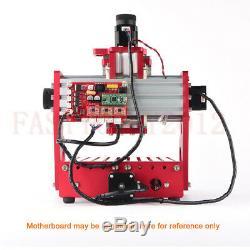 1419 Gravure Laser Cnc Souple Router Bois Métal Sculpture Machine De Découpage De Fraisage