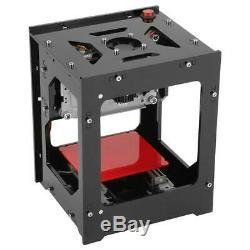 1500mw Cnc Bois Routeur Laser Engraver Cutter Imprimante Coupe Nouvelle Machine