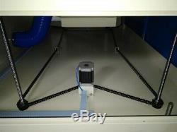 150w Hq1610 Cnc Co2 Gravure Laser Machine De Découpage / Cutter Acrylique Bois Graveuse