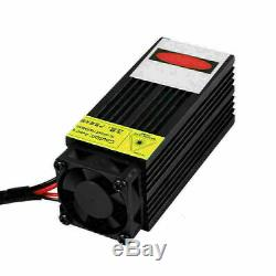 15w Module Laser 450nm Blu-ray Withttl Bois Marquage Outil De Coupe