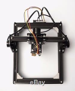 15w Usb Desktop Cnc Graveur Laser Graveur Diy Métal Marquage Marqueuse En Bois