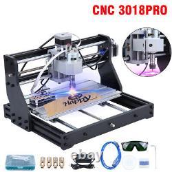 2 En 1 Machine De Gravure De Coupe Laser Grbl Control Laser Graveur De Bois