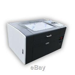 20 '' X 12 '' Port Usb 50w Co2 Mini Laser Gravure Et La Découpe Machine Précieuse