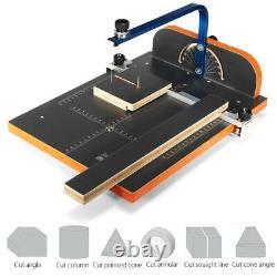 220 V Mousse Machine De Découpe À Fil Chaud Éponge Cutter Mousse De Polystyrène Thermoplastique Outil