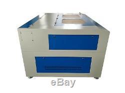 220w Yongli 1610m Co2 Machine De Découpe Laser / Métal En Acier Mdf Acrylique Bois Cutter