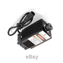 3000mw 2-axis Bricolage Bureau Mini Cnc Laser Engraver Bûcheron Machines Cut