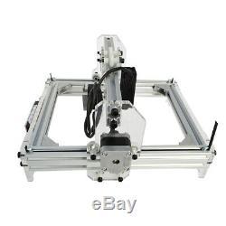 3000mw 21x17cm Usb Cnc Laser Engraver Bûcheron Marquage Coupe De Bois