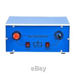 4 Axis 3040 Router Cnc Graveuse Bricolage Pcb Gravure Sur Bois Fraisage Coupe Drilling