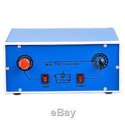 4 Axis Routeur Cnc 6040 Engraver 400w Pcb Métal Bois Broyeur Perceuse