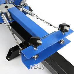 4 Couleur 1 Station D'impression Sérigraphie Machine De Bois De Coupe D'impression Acheter Special