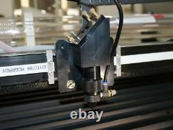 4ftx8ft Grand Co2 Machine De Coupe Laser Graveur De Coupe Reci W4 120w 130cmx250cm